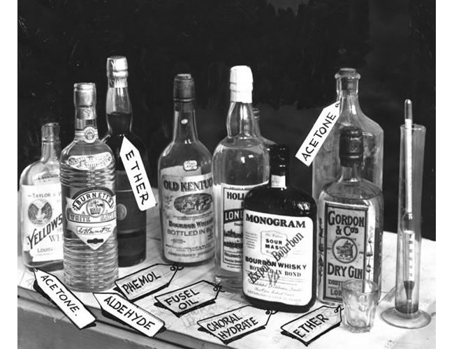 Speakeasy in the 1920s | calendar week of drinks and ... 1920s Prohibition Party