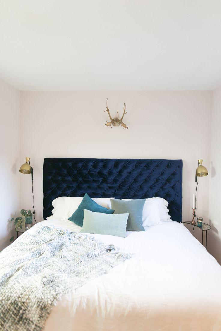 Bedroom Gray Walls