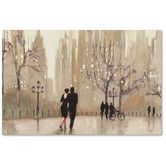 "Found it at Wayfair.ca - ""An Evening Out Neutral"" by Julia Purinton Painting Print on Canvas"