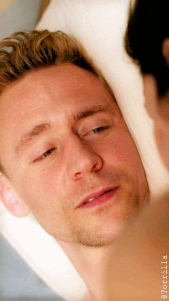 Imagine waking up to this... The Night Manager. (Gif by Torrilla)