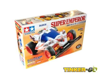 Mini 4wd Tamiya 18070 SUPER EMPEROR DASH 01 Super II - € 25,00