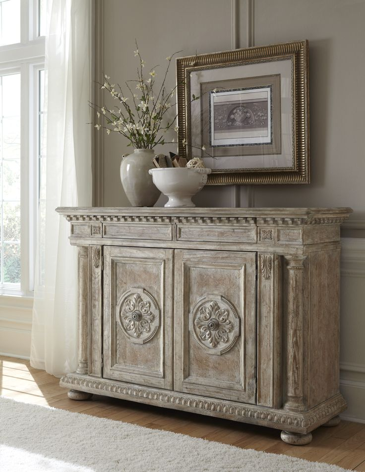 Accentrics Home by Pulaski Furniture Console.