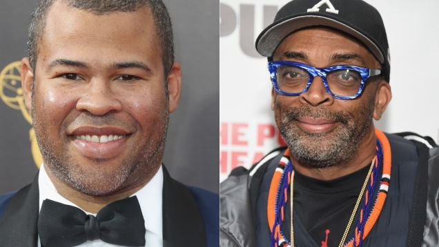 This Is Real: Jordan Peele and Spike Lee Are Working On a Black Klansman Film