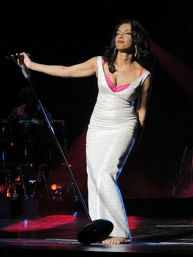 Sade.  Just saw her in concert.  She is amazing!