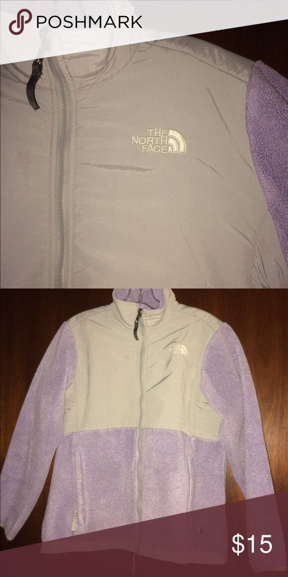 Violet XS Adults/ LG Kids North Face Jacket Good Condition!! North Face Jackets & Coats