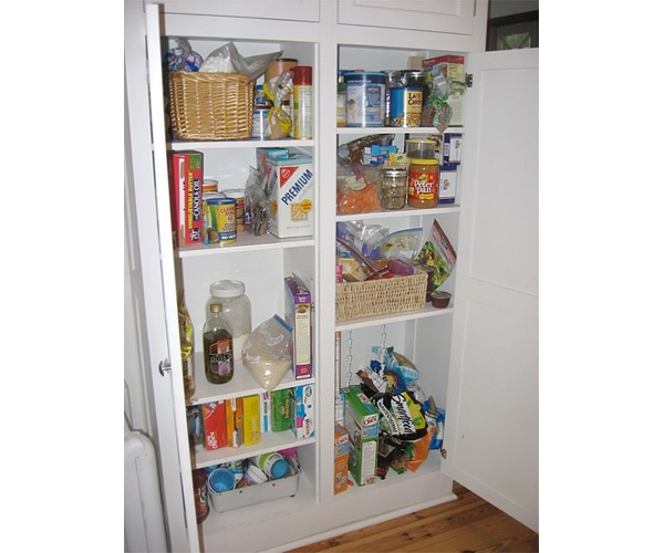 Best 20 Open Pantry Ideas On Pinterest: 17 Best Images About Perfect Pantry Projects On Pinterest