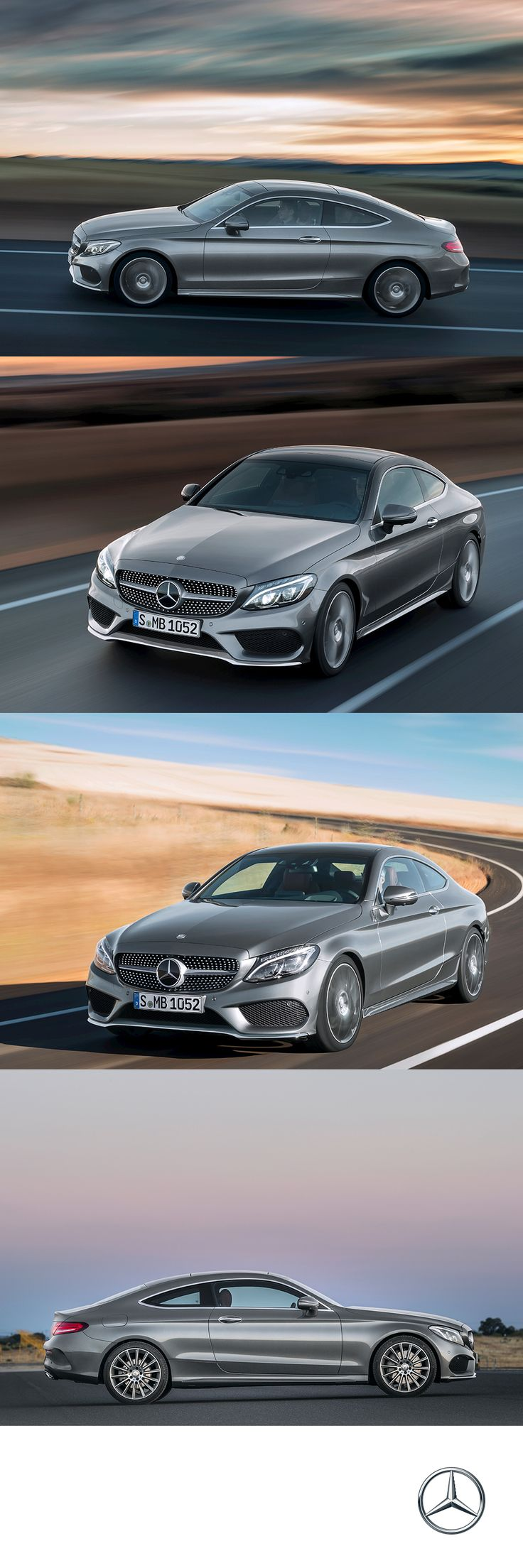 With a host of innovative technologies and irresistible allure, the all-new 2017 C-Class Coupe arrives next spring as a vehicle that's both state-of-the art as well as a work of art. It's signature style is suited for sport with 241-hp that delivers 273 lb-ft of torque.