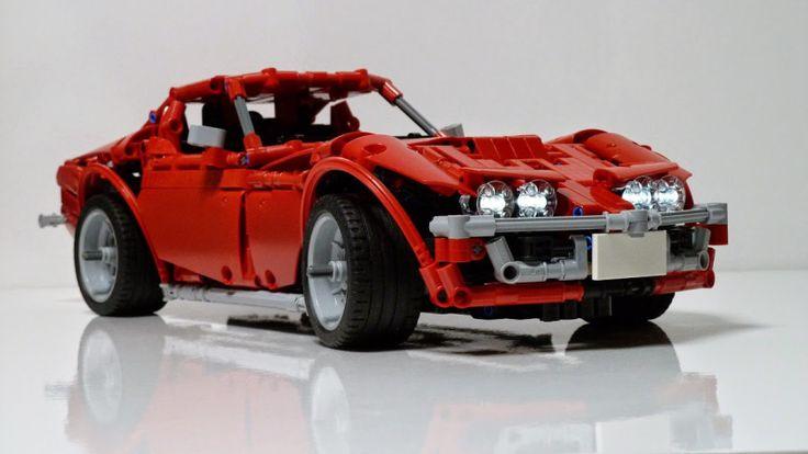 431 best images about lego vehicles on pinterest ford gt. Black Bedroom Furniture Sets. Home Design Ideas