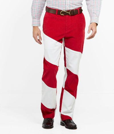 mens christmas pants corduroy - Pi Pants