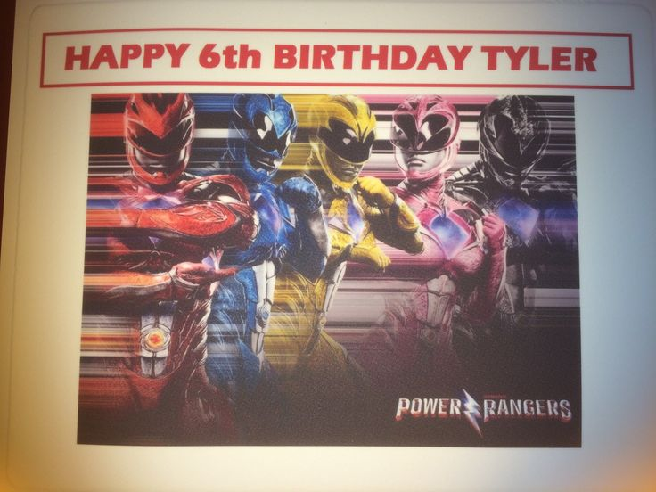 Just completed this Power Rangers 2017 movie edible cake picture. #powerrangers #powerrangersmovie #powerrangersmovie2017 #beckyg Cake Stuff to Go  You can have your own image or choose a favorite character picture as your cake topper. *Cake not included www.cakestufftogo.com  #Ediblecaketopper #birthday #birthdaycake #party #celebration #createyourown #personalize #cakepictures #cake #cakedecorating