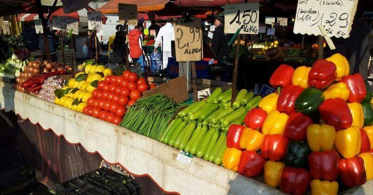 I colori del #mercato di Porta Palazzo a #Torino. #Turin #food & #market