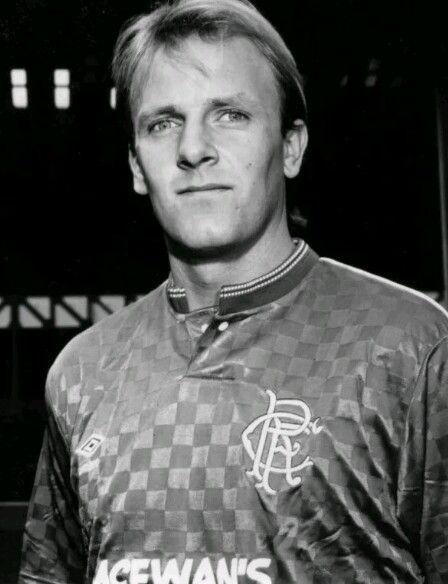 John McGregor.