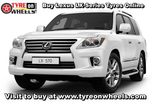 Nice Lexus: Buy Lexus LX-Series LX-570 Tyres Online in Low Prices with Free Shipping across ...  Car Tyres Online Check more at http://24car.top/2017/2017/04/13/lexus-buy-lexus-lx-series-lx-570-tyres-online-in-low-prices-with-free-shipping-across-car-tyres-online/