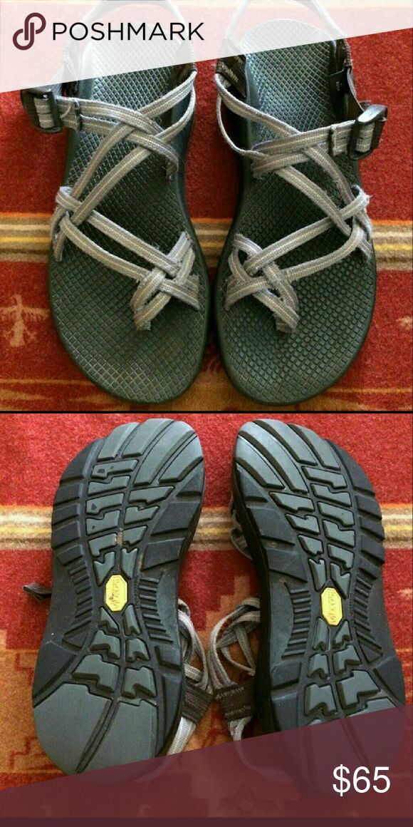 Chacos!!! Looking to trade but will sell! Looking to trade for either size 9w or 10w, with no toe strap! Or a thicker toe strap! But will sale if needed.. Chaco Shoes Sandals