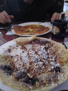 Dutch Pancake House in Stowe Vermont