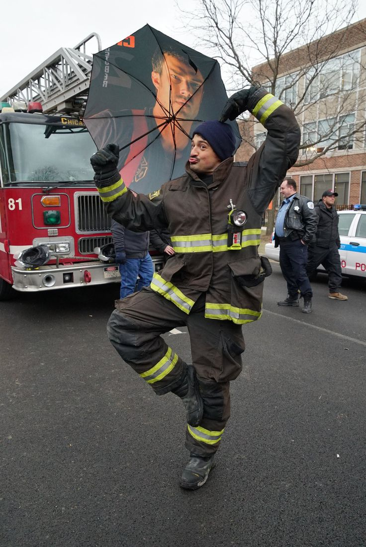 View photos from Chicago Fire Behind the Scenes on NBC.com.