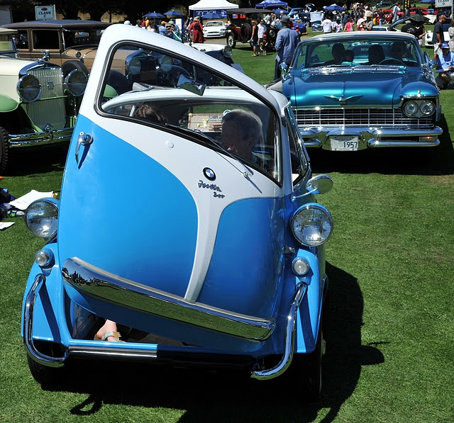 1957 BMW Isetta Cabriolet, I need this...