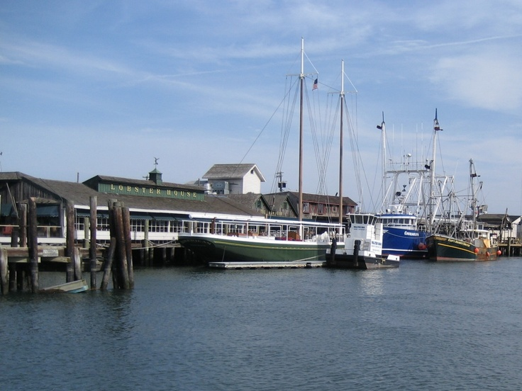 The Lobster House- Cape May, NJ- Best seafood in Cape may with great views of the harbor.