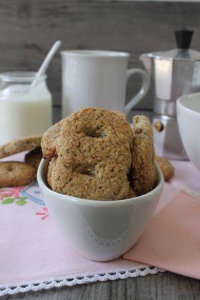 La Trappola Golosa : I molinetti, no, anzi, i miei biscotti al grano saraceno e zucchero di canna