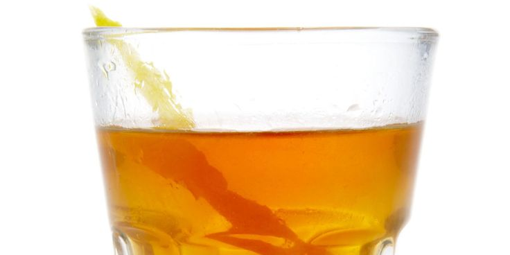Sezerak: You'll need rye whisky, absinthe, and a couple other ingredients.
