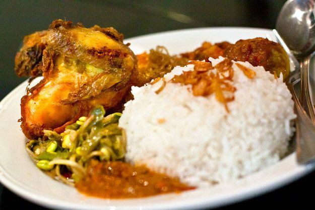 5. NASI UDUK | Community Post: 20 Indonesian Foods That You Should Eat Before You Die