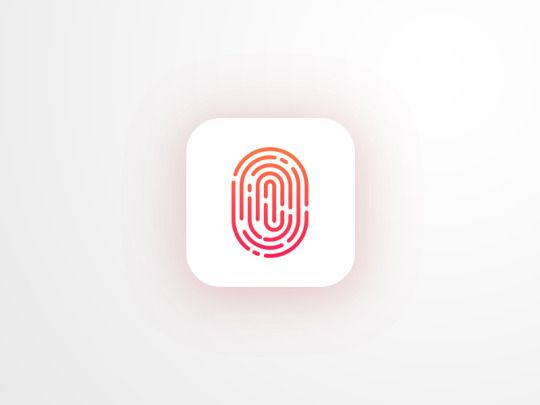 Touch App Icon