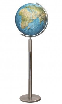 Enjoy the contemporary style of the Columbus Hannover Duorama Illuminated Floor Globe - 16 Inch #illuminatedglobes #globe #globes #worldglobe #worldglobes #floorglobes #education #geography #teaching #vintage #gift #cartography #design #furniture #interiordesign #craft #handcrafted #handmade #artisan #birthday #classic #decor #homedecor #antique #illuminatedglobe #illuminated #deskglobe #desktopglobe #desk #table #desktop #educational #antique #glasswork #furniture #modern #contemporary…