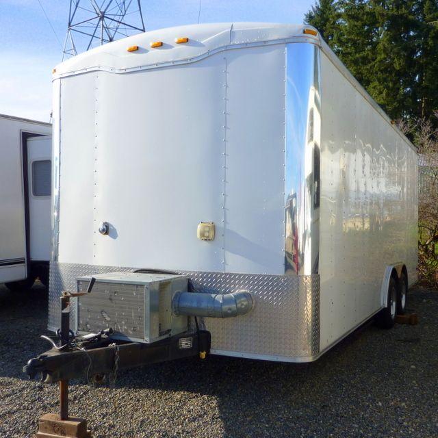 57 best cargo trailer conversion images on Pinterest Cargo
