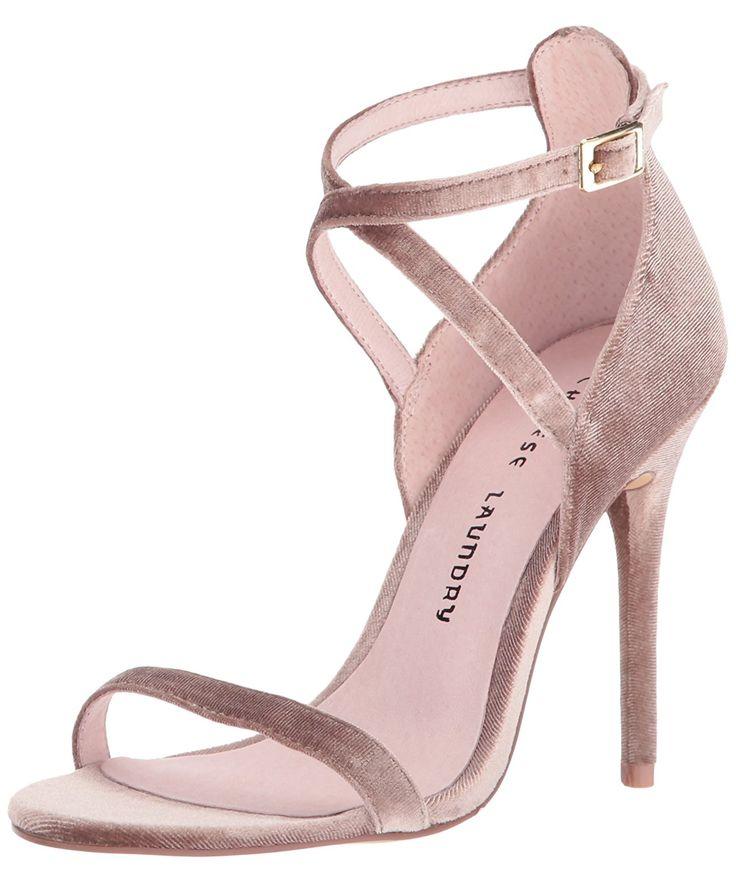 Chinese Laundry Lavelle Velvet Sandals | Velvet sandals
