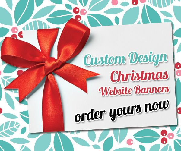I will design you a Christmas Themed Banner to your specifications. If you have a look/style in mind or have pictures of products or background pictures you would like the banner to feature then i will design the banner to your theme. If you want a general christmas theme banner including your text/logo etc - leaving the colour/style/design up to us then we can also produce a banner that will compliment your site (or the site its to go onto) I design in Photoshop and Illustr... on…