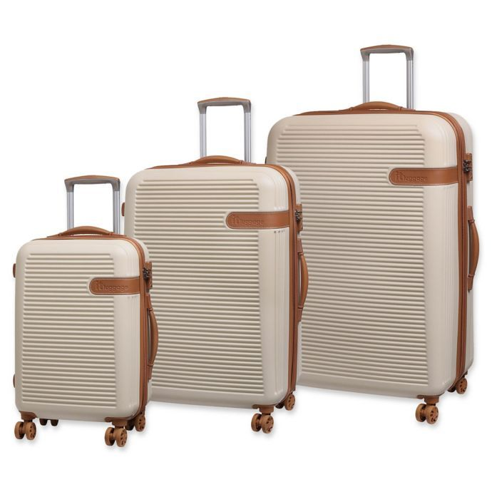 It Luggage Valiant Hardside Spinner Luggage Collection Bed Bath