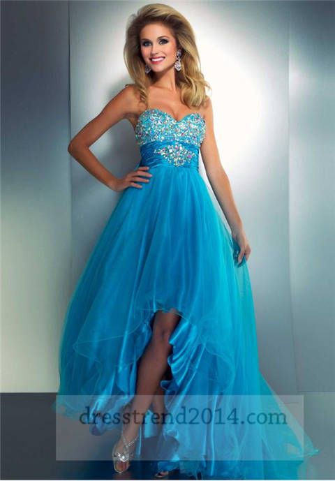 208 best images about Prom dresses on Pinterest | High low prom ...