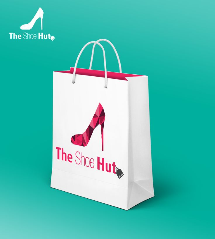 Logo design for The Shoe Hut, an internet based women's shoe shop. Feminine and sexy was the job description. We hope you all like it.