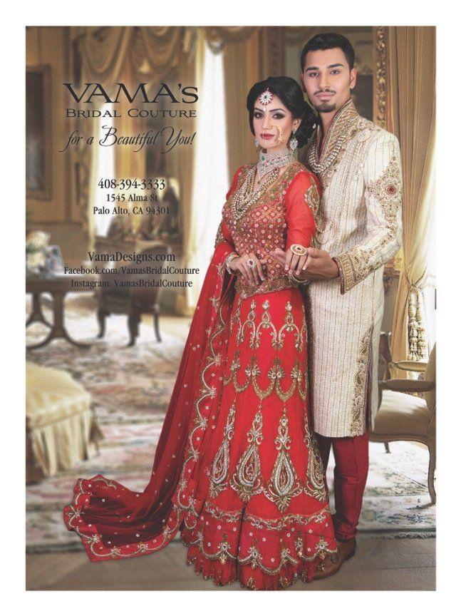 VAMA Designs Indian Bridal Couture - San Jose, CA, United States