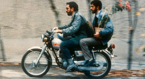 ... Sabzian in Abbas Kiarostami's Close-Up . [Photo: Janus Films
