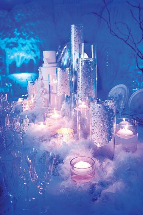 60 entzückende Hochzeitsideen im Winterwunderland   – Basteln