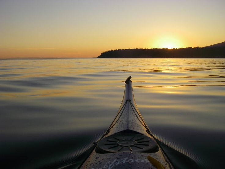 Kayaking on the Sunshine Coast