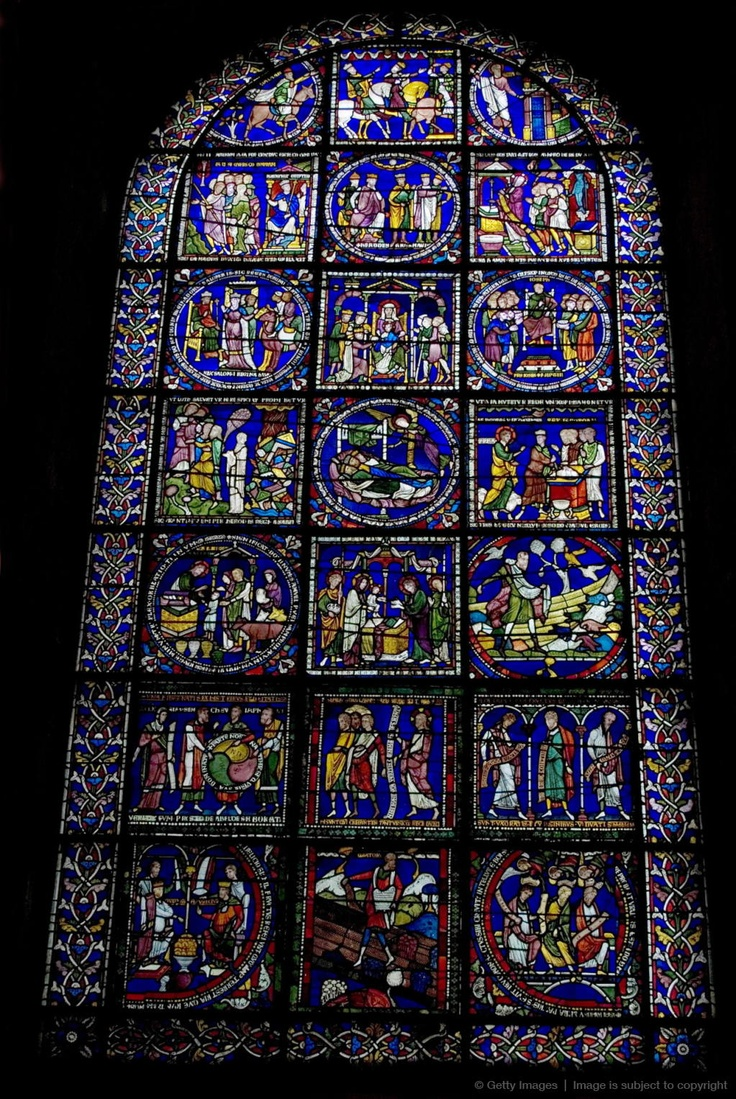 7 of the World's Most Beautiful Stained-Glass Windows ...   Stained Glass Windows
