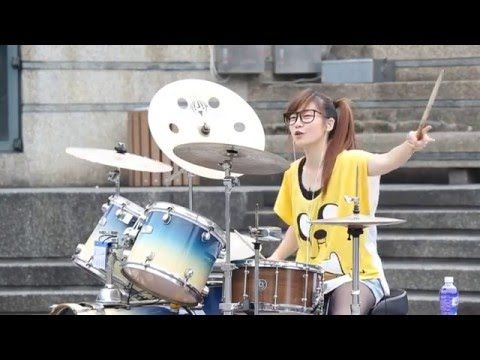 Jeannie Hsieh - SISTER - Drum Cover (30.03.2014)