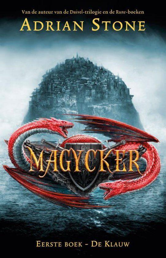 Ik kreeg via Hebban (www.hebban.nl) het eerste deel van de nieuwe Magycker-reeks van Adrian Stone (Uitgeverij Luitingh-Sijthoff). Fantasy... draken en piraten! Altijd fijn, zo'n gratis leesexemplaar!  #hebbanbuzz