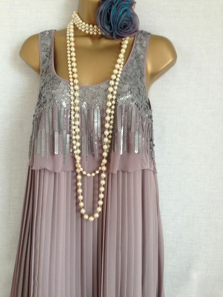 Nwt Next 1920 S Charleston Gatsby Style Sequin Flapper