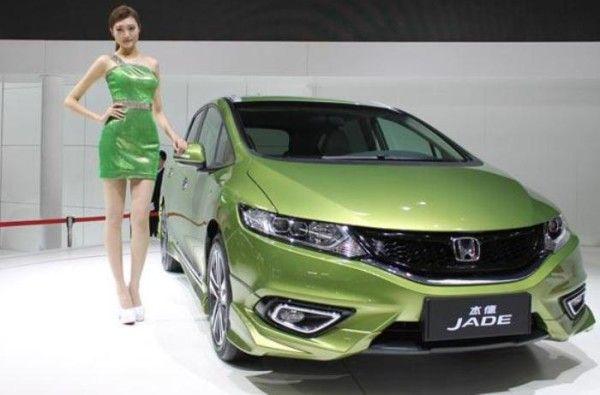 2014 Honda Jade Front Exterior 600x395 2014 Honda Jade Full Review With Images