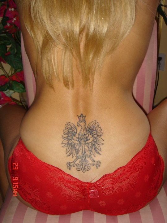 ◒ > #tattoo | My first tattoo, Polish eagle. #PL | < 1,1´ PL fm12 (fi..) https://de.pinterest.com/JAZA66/polska-i-polacy/