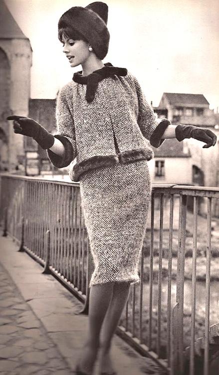 Pierre Cardin ♥ 1962