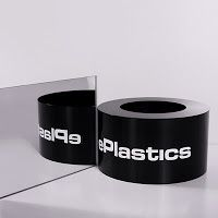 Plexiglass Sheets, Fiberglass, UHMW, Polycarbonate & Engineering plastics: Plexiglas Acrylic Mirror sheet applications