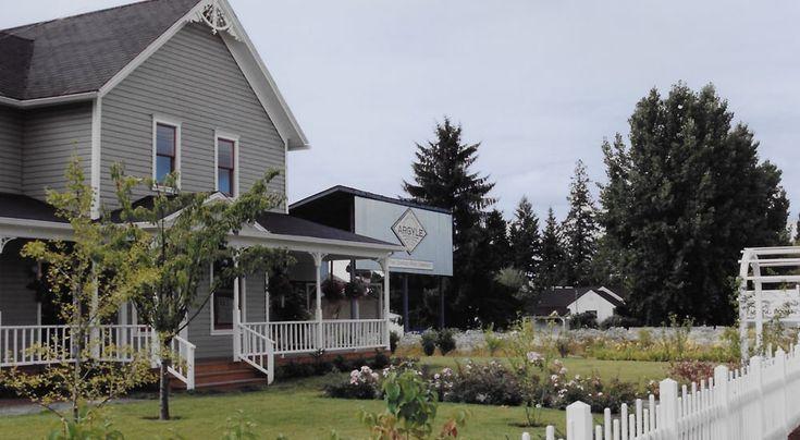 Dundee Oregon Tasting House | Argyle Winery