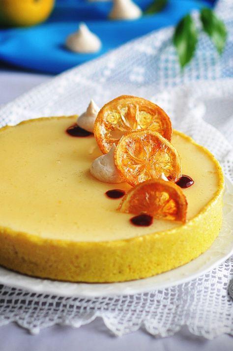 Медово-лимонный тарт с ежевичным кремё и муссом из рикотты - ВКУСНЫЕ МЕЧТЫ