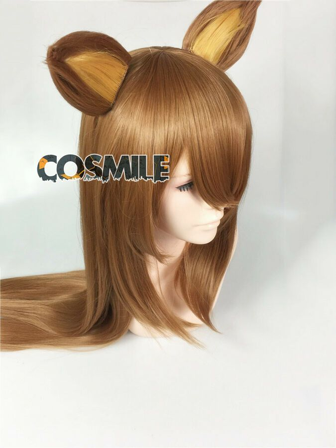 Ear Shield Sa Tate no Yuusha no Nariagari Raphtalia Rafutaria Cosplay Hair Wig