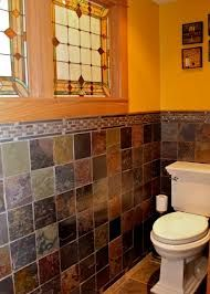 arts and crafts bathroom - Google Search
