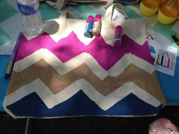 Make your own tote! DIY Par-DIY! #BritKits